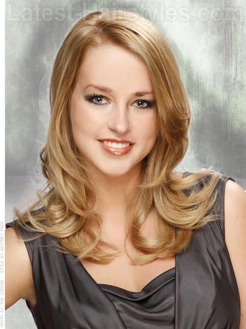 Best ideas about Haircuts For Heart Shaped Faces . Save or Pin 27 Stylish Heart Shaped Faces Hairstyles Now.
