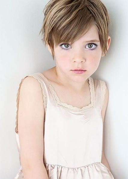 Best ideas about Haircuts For Little Kids . Save or Pin Pixie Cuts for Kids Short Hairstyles for Little Girls Now.