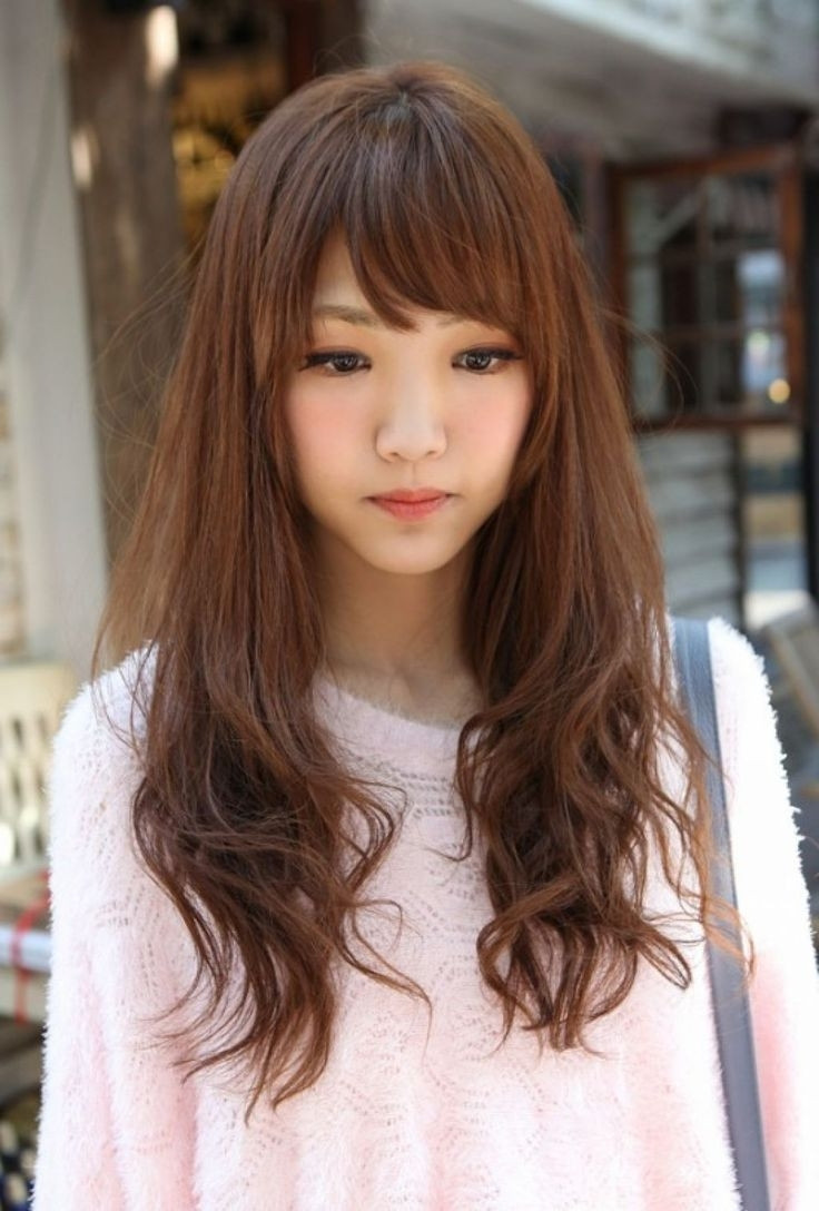 Best ideas about Haircuts Girls . Save or Pin Re mended leading Trend Korean Hairstyles Ideas For Now.