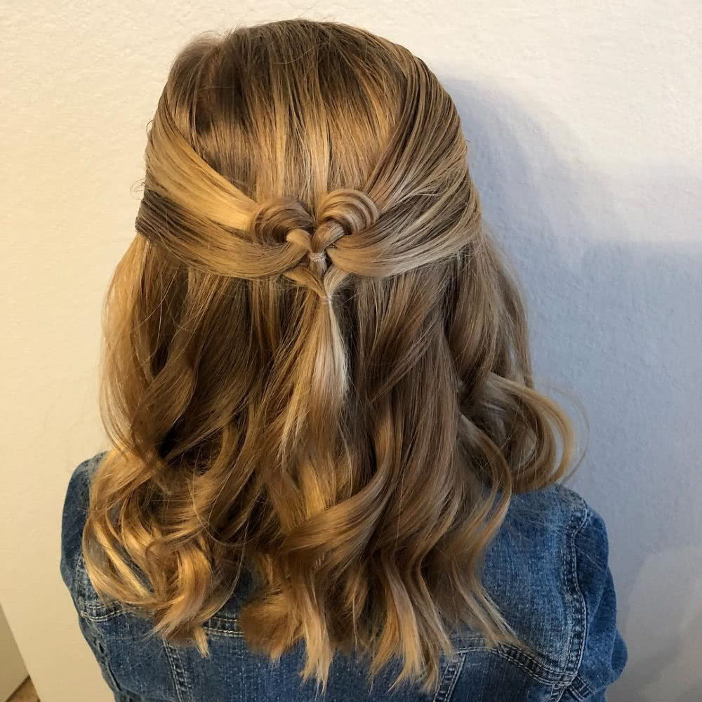 Best ideas about Haircuts Girls . Save or Pin 32 Adorable Hairstyles for Little Girls Now.