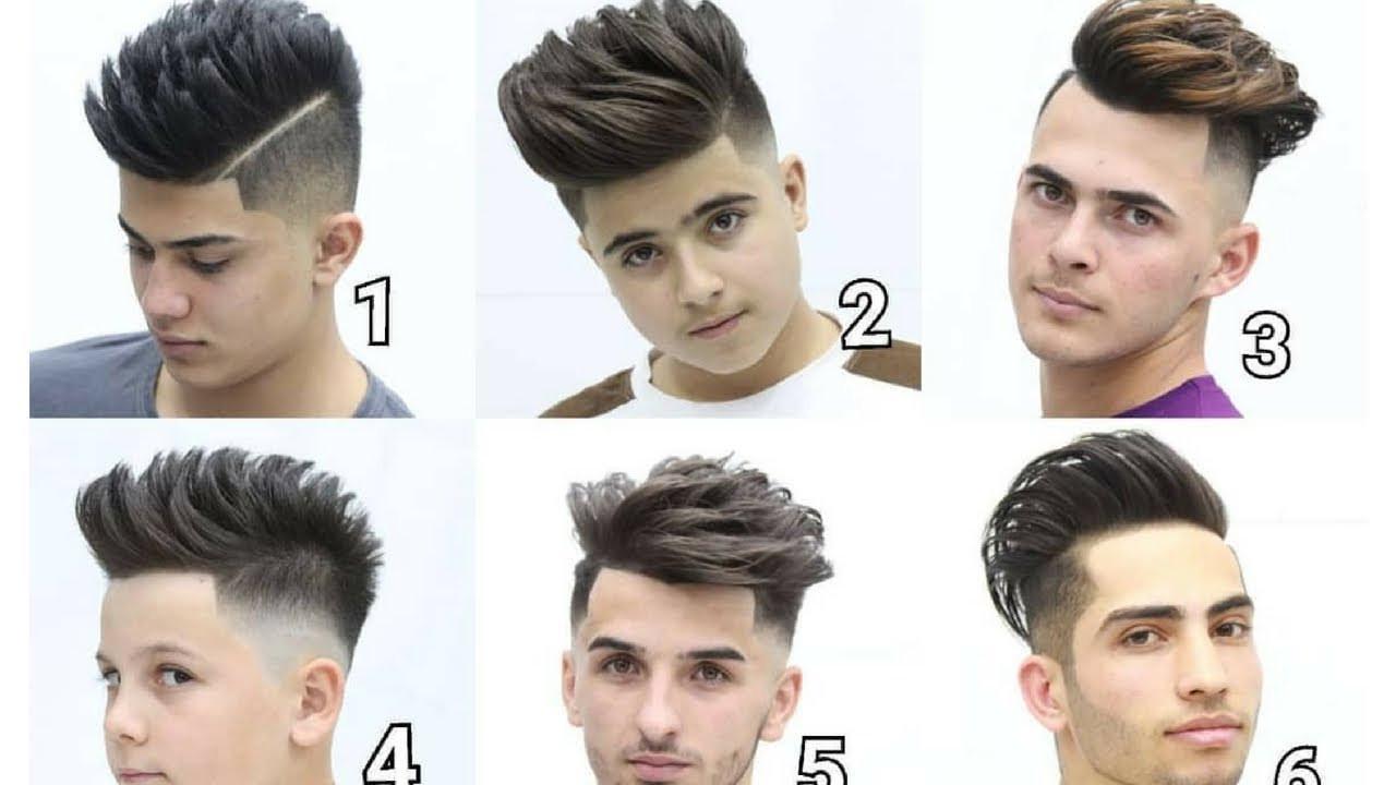 Best ideas about Hairstyle Boys 2019 . Save or Pin TOP 10 GUYS HAIRCUTS FOR 2019 MENS HAIRSTYLES TRENDS Now.