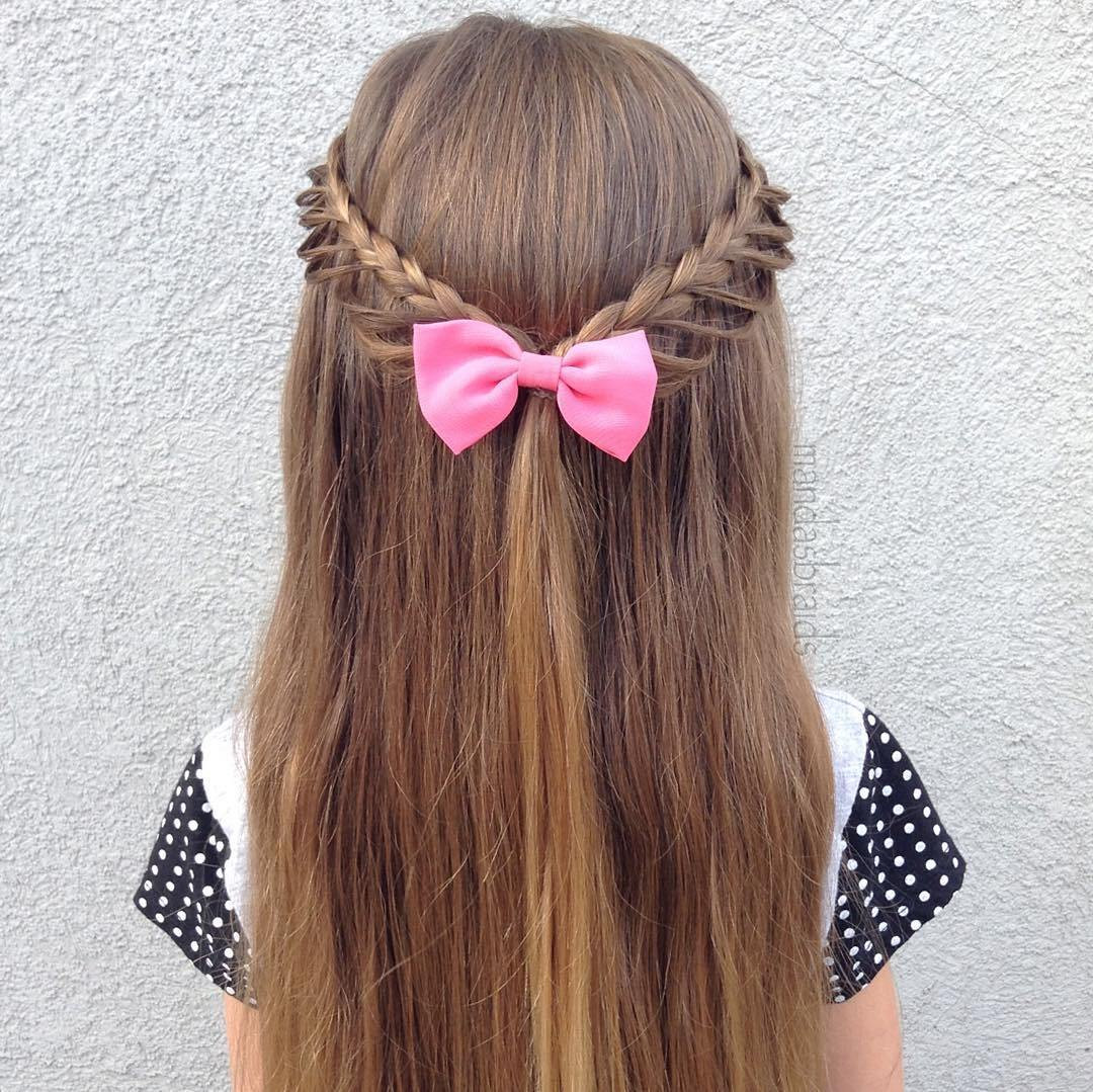 Best ideas about Hairstyle Braids For Little Girls . Save or Pin 40 Cool Hairstyles for Little Girls on Any Occasion Now.