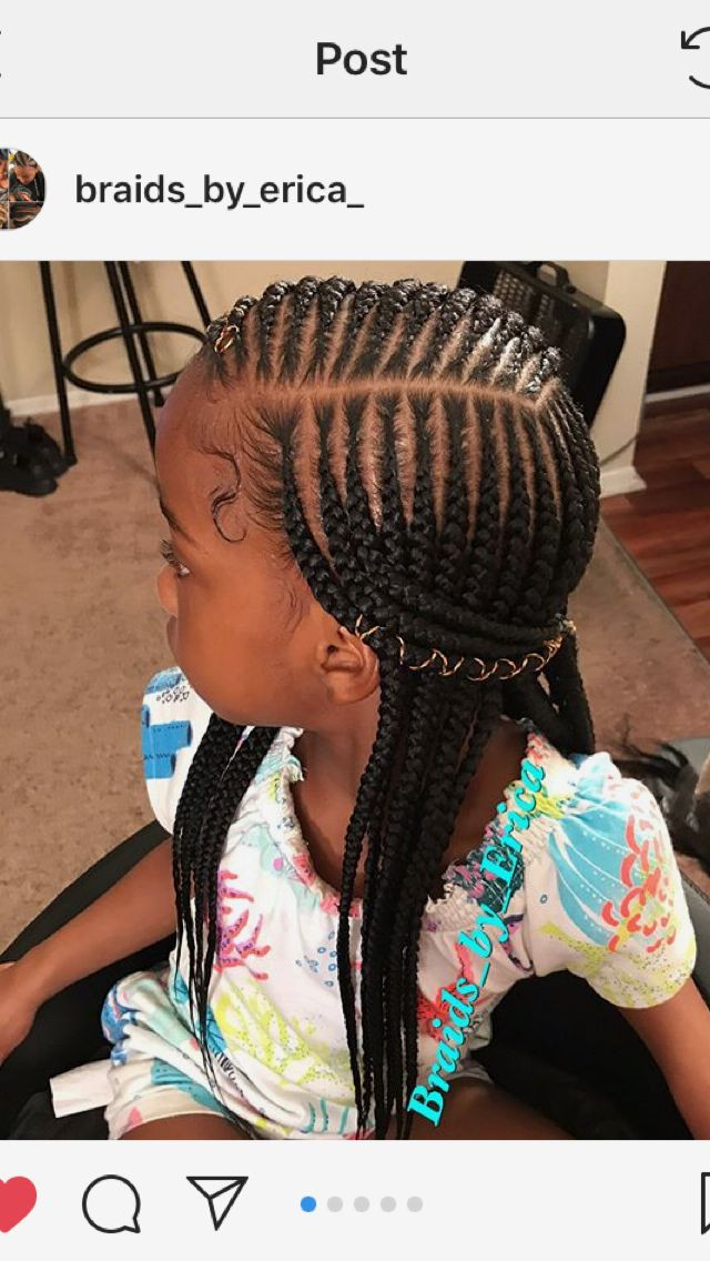 Best ideas about Hairstyle Braids For Little Girls . Save or Pin Pin by Sierra Muhammad on hair Now.