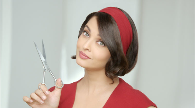 Best ideas about Hairstyle Commercial . Save or Pin Aishwarya Rai Bachchan chops hair for TV mercial Now.