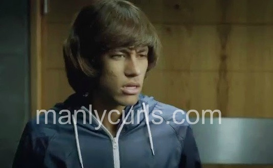 Best ideas about Hairstyle Commercial . Save or Pin Neymar s Hair in Lots of Hairstyles for mercial The Now.