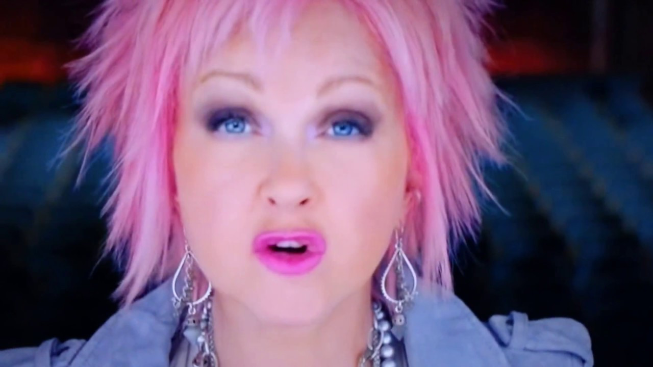 Best ideas about Hairstyle Commercial . Save or Pin Cyndi Lauper on TV mercial in USA 8 8 17 Now.