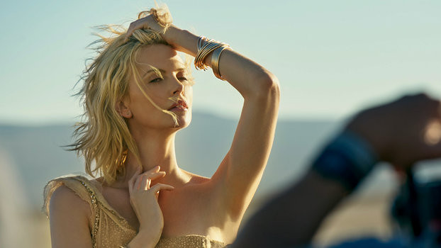 Best ideas about Hairstyle Commercial . Save or Pin Exclusive See Charlize Theron s New J adore Campaign for Now.