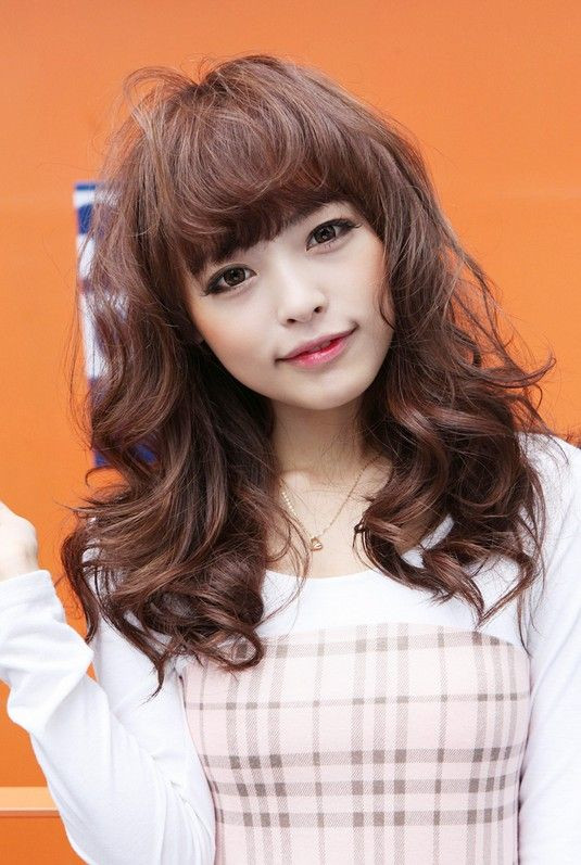 Best ideas about Hairstyle For Asian Girls . Save or Pin Best 25 Korean hairstyles women ideas on Pinterest Now.