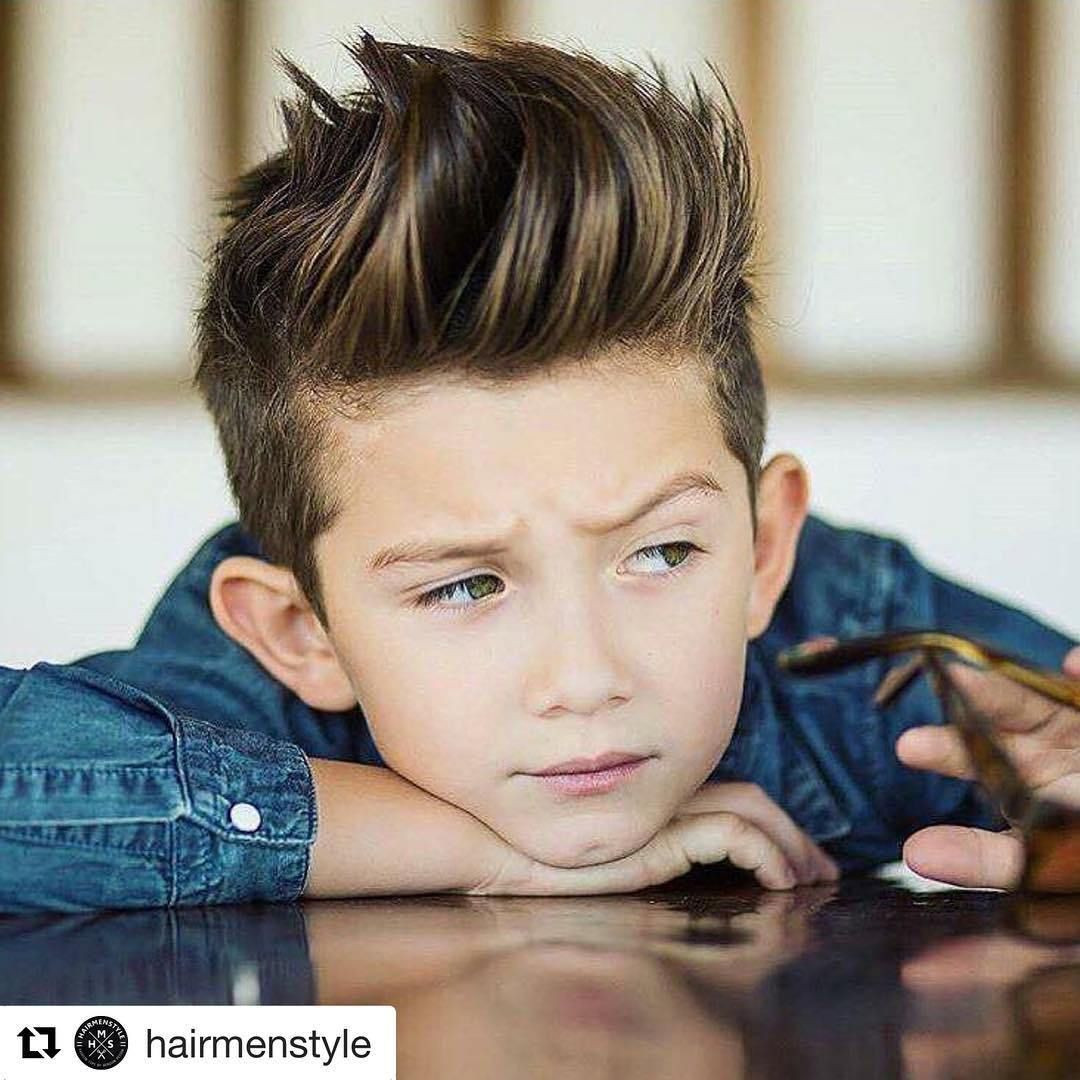 Best ideas about Hairstyle For Boy Kids . Save or Pin boy haircuts boy haircut styles boy haircuts short boy Now.
