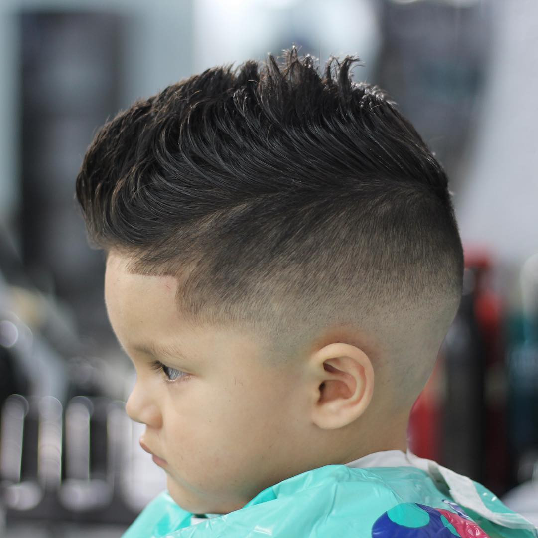 Best ideas about Hairstyle For Boy Kids . Save or Pin Best 34 Gorgeous Kids Boys Haircuts for 2019 Now.