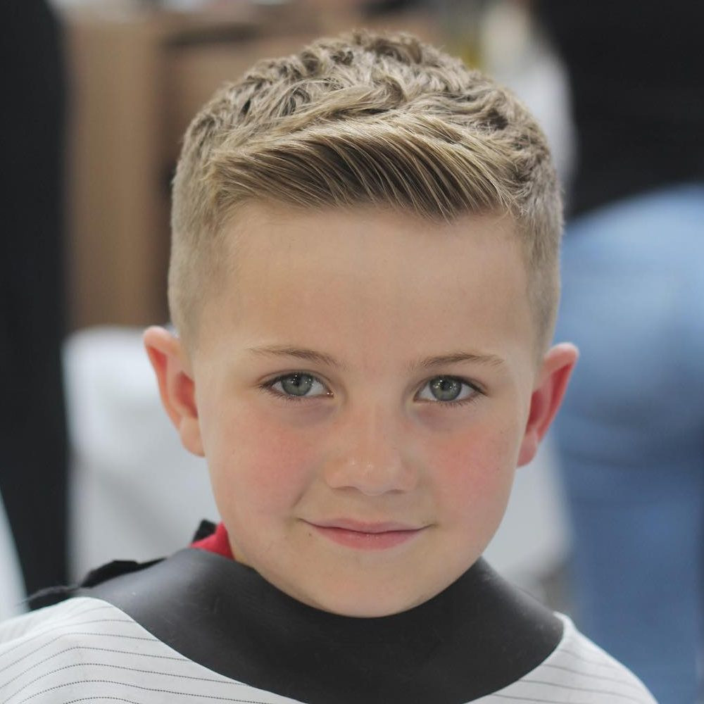 Best ideas about Hairstyle For Boy Kids . Save or Pin The Best Boys Haircuts 2019 25 Popular Styles Now.