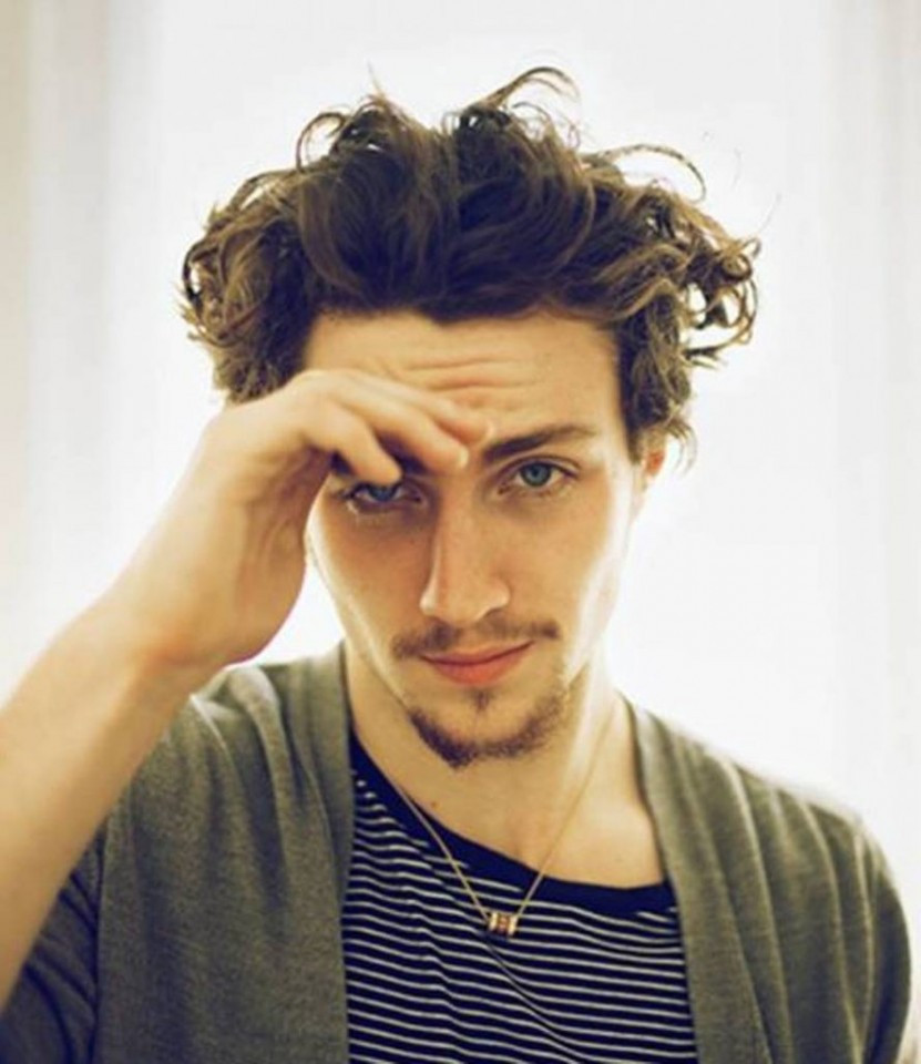 Best ideas about Hairstyle For Curly Hair Men . Save or Pin 55 Men s Curly Hairstyle Ideas s & Inspirations Now.