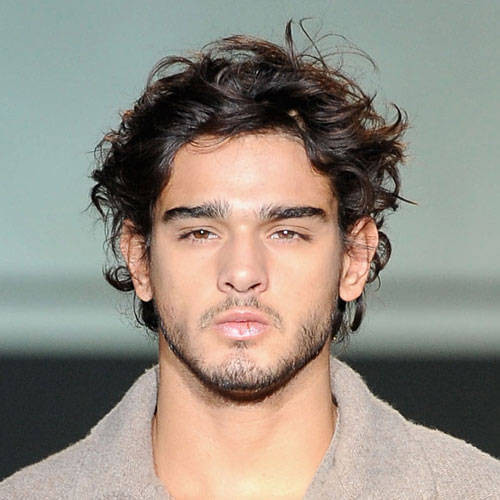 Best ideas about Hairstyle For Curly Hair Men . Save or Pin 12 Cool Hairstyles For Men With Wavy Hair Now.