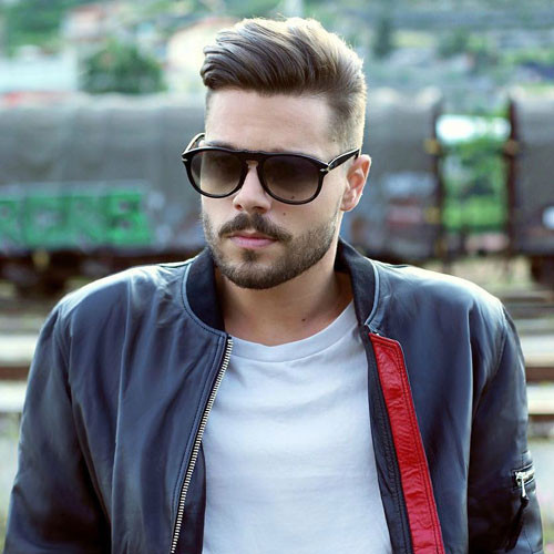 Best ideas about Hairstyle For Oval Face Male . Save or Pin Men s Hairstyles For Oval Faces Now.