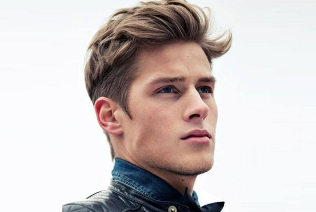 Best ideas about Hairstyle For Oval Face Male . Save or Pin 7 Best Hairstyles For Men With Oblong Face Shape Now.