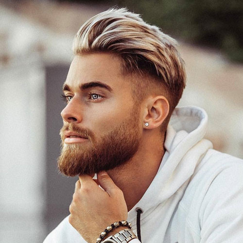 Best ideas about Hairstyle For Oval Face Male . Save or Pin Best Men s Haircuts For Your Face Shape 2019 Now.