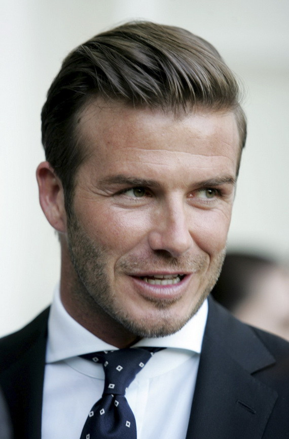 Best ideas about Hairstyle For Round Face Male . Save or Pin Mens Hairstyles for Round Faces Now.