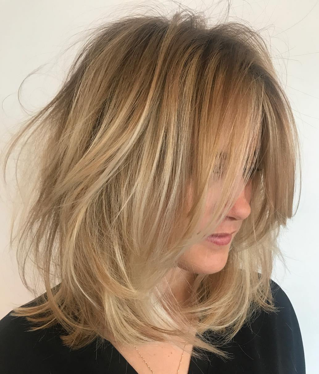 Best ideas about Hairstyle For Thinning Hair Female . Save or Pin 70 Devastatingly Cool Haircuts for Thin Hair Now.