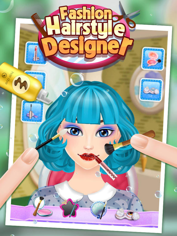 Best ideas about Hairstyle Games For Kids . Save or Pin App Shopper Fashion Princess Hairstyle Designer Games Now.