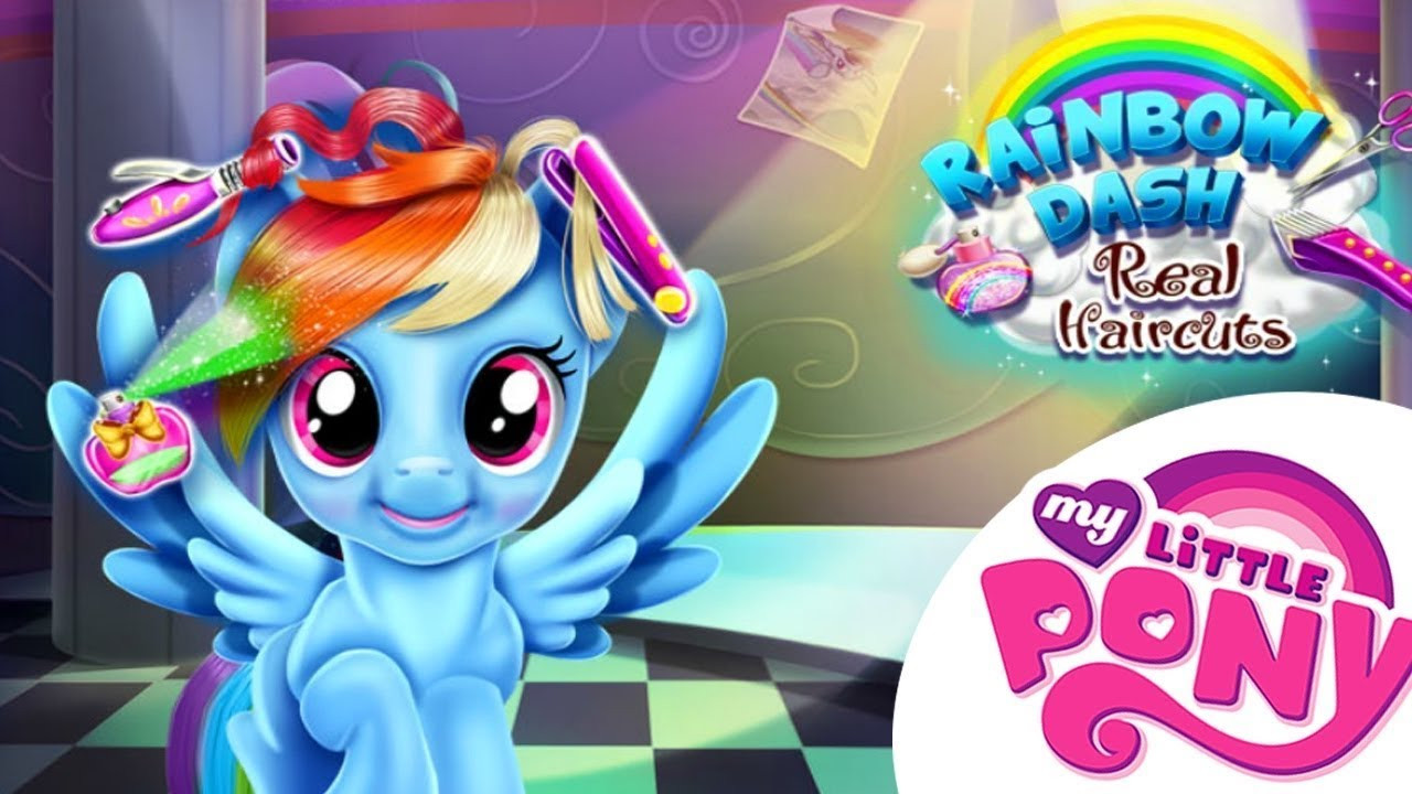 Best ideas about Hairstyle Games For Kids . Save or Pin My Little Pony MLP RAINBOW DASH New Hairstyle Makeover Now.