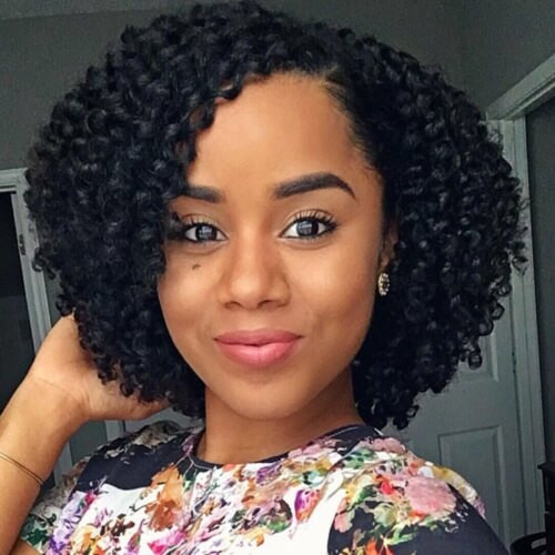 Best ideas about Hairstyle Naturally Curly Hair . Save or Pin 50 Cute Natural Hairstyles for Afro Textured Hair Now.