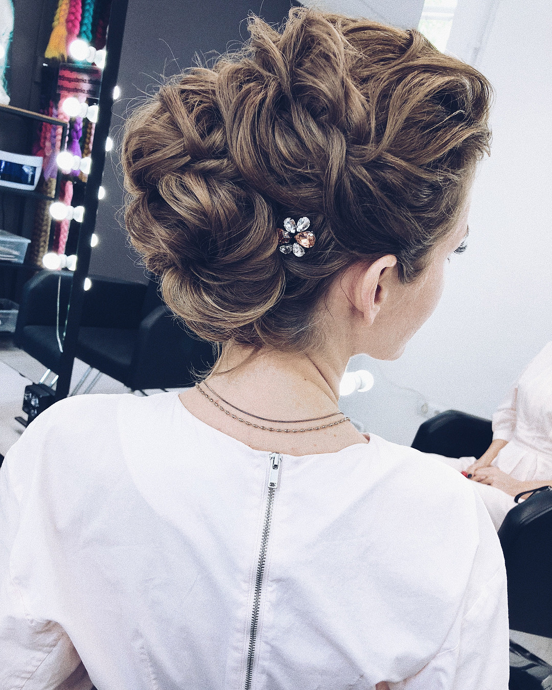 Best ideas about Hairstyle Updo 2019 . Save or Pin 10 Gorgeous Prom Updos for Long Hair Prom Updo Hairstyles Now.