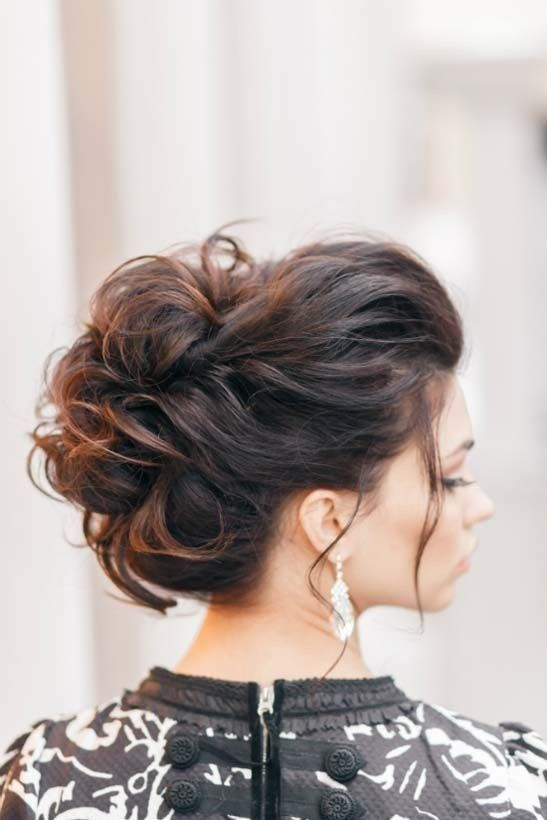 Best ideas about Hairstyle Updo 2019 . Save or Pin 10 Pretty Messy Updos for Long Hair Updo Hairstyles 2019 Now.