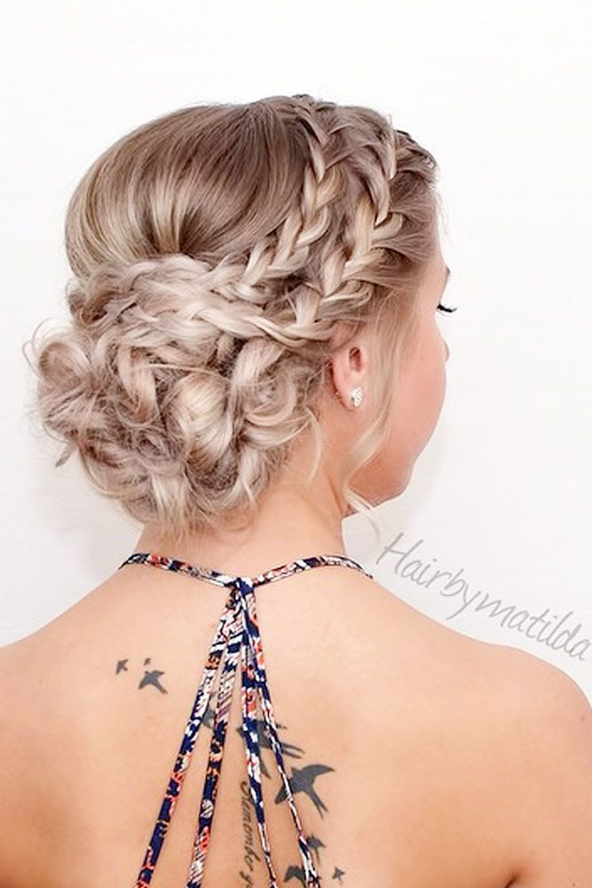Best ideas about Hairstyle Updo 2019 . Save or Pin 68 Stunning Prom Hairstyles For Long Hair For 2019 Now.
