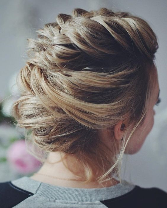 Best ideas about Hairstyle Updo 2019 . Save or Pin 10 Stunning Up Do Hairstyles 2019 Bun Updo Hairstyle Now.