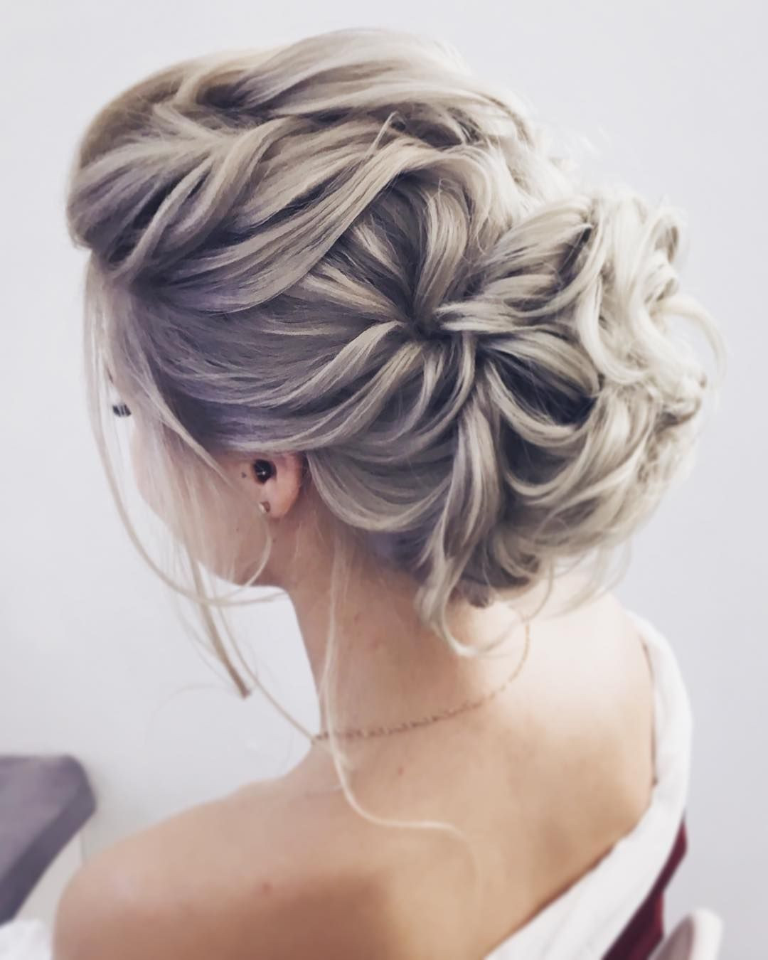 Best ideas about Hairstyle Updo 2019 . Save or Pin Peinados para Boda 2019 Fáciles Paso a Paso para Novia e Now.