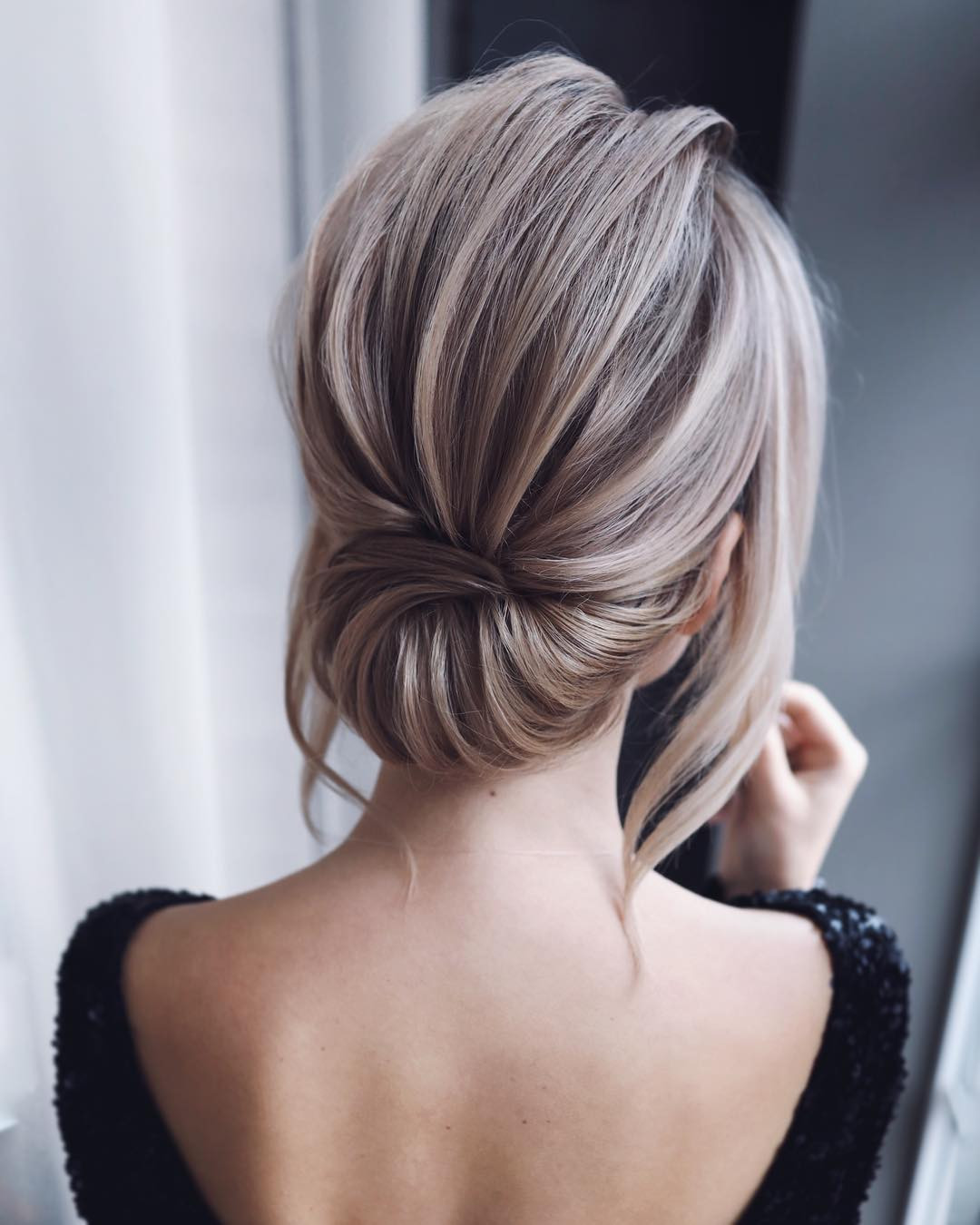 Best ideas about Hairstyle Updo 2019 . Save or Pin 10 Updos for Medium Length Hair Prom & Home ing Now.