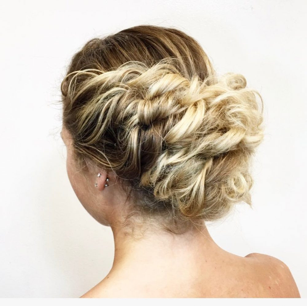 Best ideas about Hairstyle Updo 2019 . Save or Pin 34 Cutest Prom Updos for 2019 Easy Updo Hairstyles Now.
