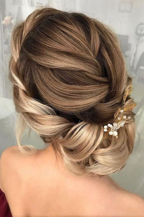 Best ideas about Hairstyle Updo 2019 . Save or Pin Wedding Hairstyles You Will Want to Wear Right Now Now.