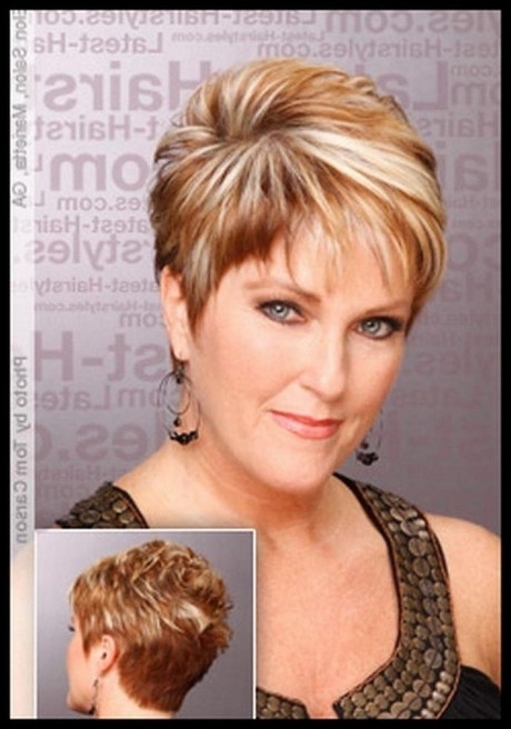 Best ideas about Hairstyles 2019 Female Over 50 . Save or Pin Short haircuts for women over 50 in 2019 Now.