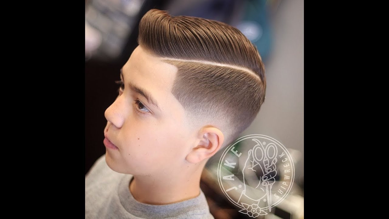 Best ideas about Hairstyles Boys . Save or Pin Top Attractive Boys Back to School Hairstyles & Haircuts Now.