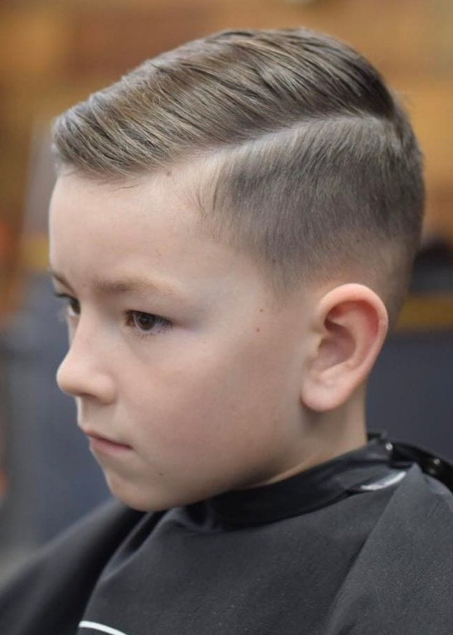 Best ideas about Hairstyles Boys . Save or Pin 40 Excellent School Haircuts for Boys Styling Tips Now.