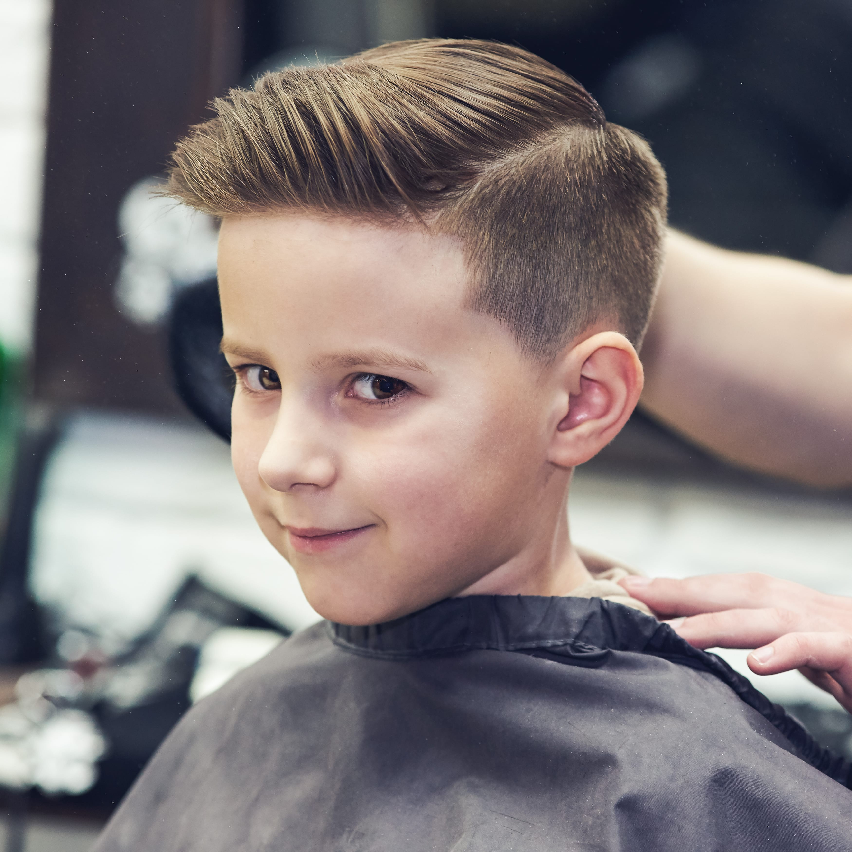 Best ideas about Hairstyles Boys . Save or Pin 50 Cool Haircuts for Kids for 2019 Now.