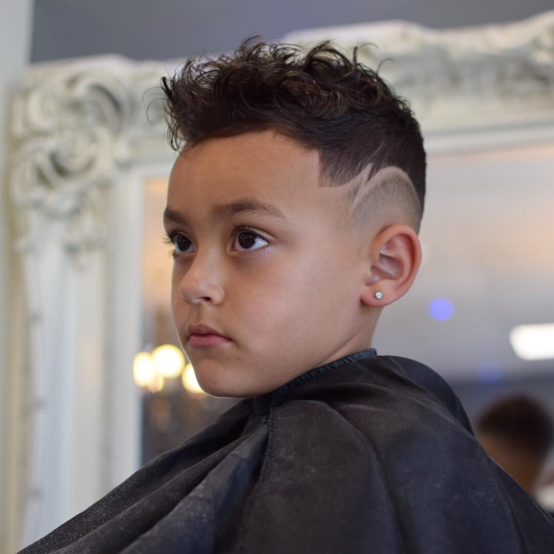 Best ideas about Hairstyles Boys . Save or Pin Boys Haircuts Latest Boys Fade Haircuts 2019 Men s Now.
