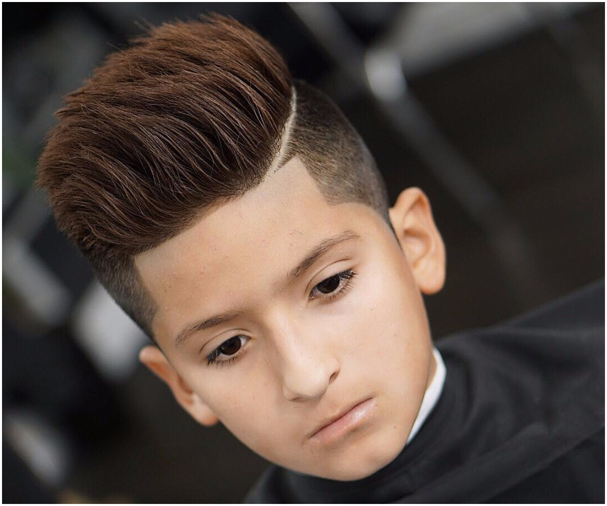 Best ideas about Hairstyles Boys . Save or Pin 22 New Boys Haircuts for 2017 Now.