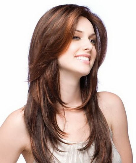 Best ideas about Hairstyles Cutting For Girls . Save or Pin Latest haircuts for girls with long hair fashion Now.