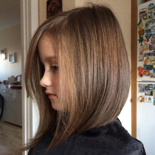 Best ideas about Hairstyles Cutting For Girls . Save or Pin 50 Cute Haircuts for Girls to Put You on Center Stage Now.