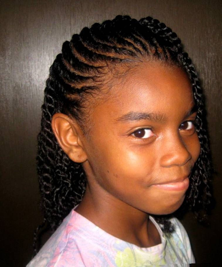 Best ideas about Hairstyles For 12 Year Old Girls . Save or Pin 12 Year Old Black Girl Hairstyles Now.