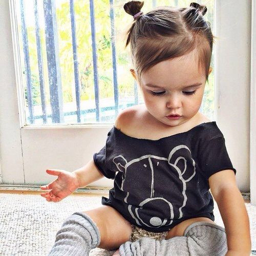 Best ideas about Hairstyles For Baby Girls . Save or Pin 25 best ideas about Baby Girl Hairstyles on Pinterest Now.