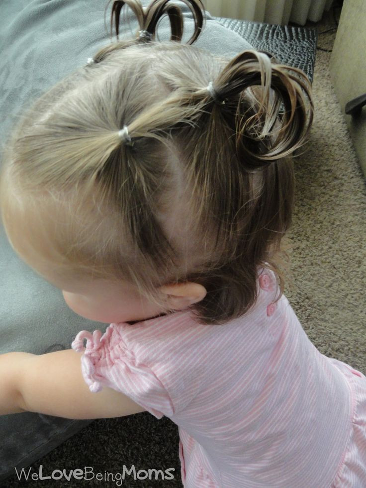 Best ideas about Hairstyles For Baby Girls . Save or Pin 17 Best ideas about Baby Girl Hairstyles on Pinterest Now.