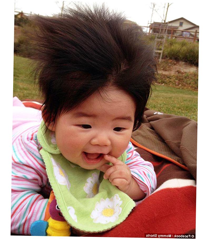 Best ideas about Hairstyles For Baby Girls . Save or Pin Baby Girl Hairstyles and Haircuts Latest Ellecrafts Now.
