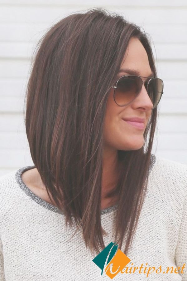 Best ideas about Hairstyles For Bob Cut . Save or Pin Wearing Your Long Bob Hairstyles in Different Ways Now.