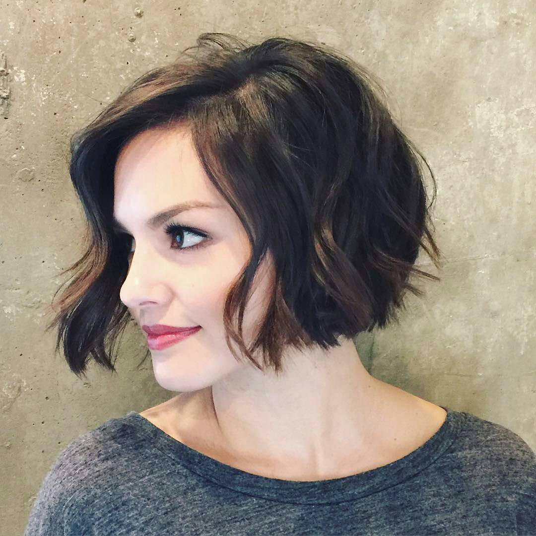 Best ideas about Hairstyles For Bob Cuts . Save or Pin 28 Wavy Bob Haircuts Ideas Now.