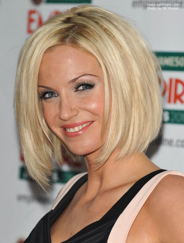 Best ideas about Hairstyles For Bob Cuts . Save or Pin Sarah Harding Now.