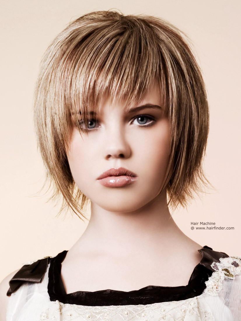 Best ideas about Hairstyles For Bob Cuts . Save or Pin Razor cut bob hairstyle textured for a choppy effect Now.