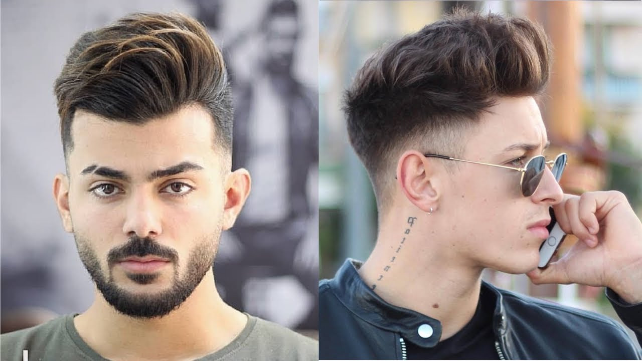 Best ideas about Hairstyles For Boys 2019 . Save or Pin Most Popular Hairstyles For Men 2019 Now.